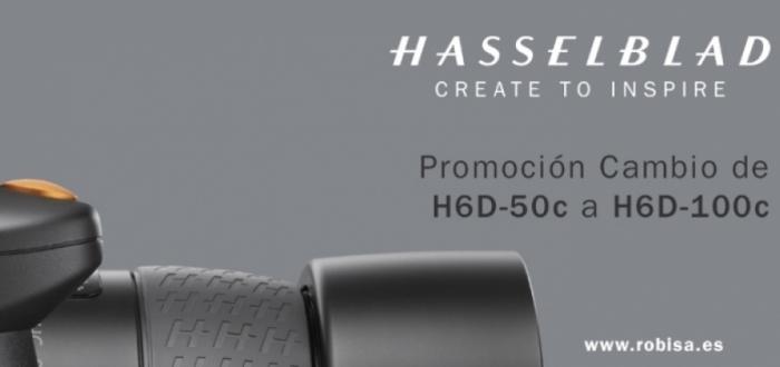 Nueva Hasselblad H6D